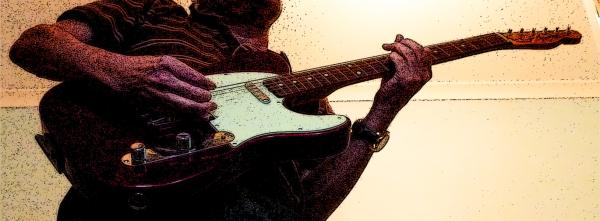 Guitar image for website
